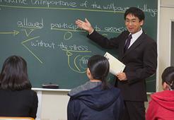 受験生本位のきめ細やかな受験指導・サポート体制